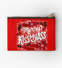 Merry Kissmyass Studio Pouch