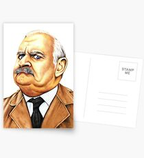 Open all hours - Ronnie Barker plays Arkwright Postcards