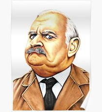Open all hours - Ronnie Barker plays Arkwright Poster