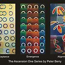 The Ascension One Series by Peter Berry