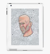 What are you talking about Willis? iPad Case/Skin