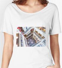 Foyles Women's Relaxed Fit T-Shirt