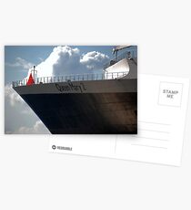 Queen Mary 2 Postcards