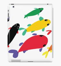 Colorful Koi iPad Case/Skin