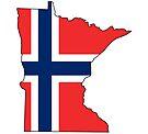 Minnesota Norwegian Herritage by Sun Dog Montana