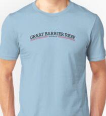 Great Barrier Reef Australia Unisex T-Shirt
