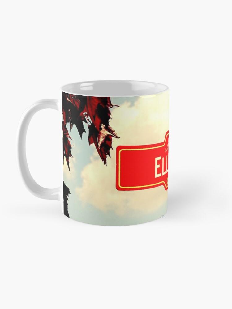 Alternate view of Ellen  Mug