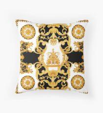 Versace Throw Pillow