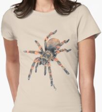 Mexican Red Knee Tarantula Tee Women's Fitted T-Shirt
