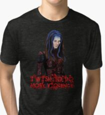 Angel - Illyria  Tri-blend T-Shirt