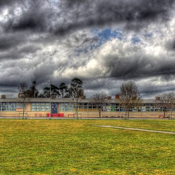 The final days of Broadmeadows Primary School by SpazzyPC