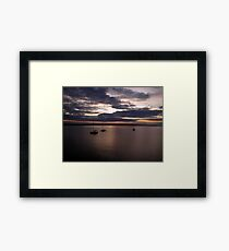 Howth Island Magical -Ireland Framed Print
