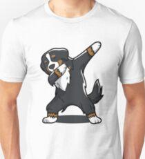 'Bernese Mountain Dog' Cool Dog Dab Dance  Unisex T-Shirt