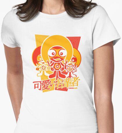 Daredevil Mascot Stencil T-Shirt