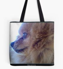 Contemplating Life Tote Bag