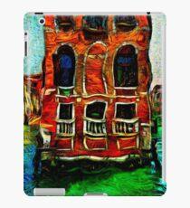 Venice Intersection Fine Art Print iPad Case/Skin