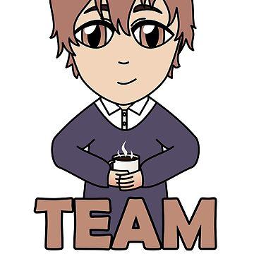 Team Dandere by GrimDork