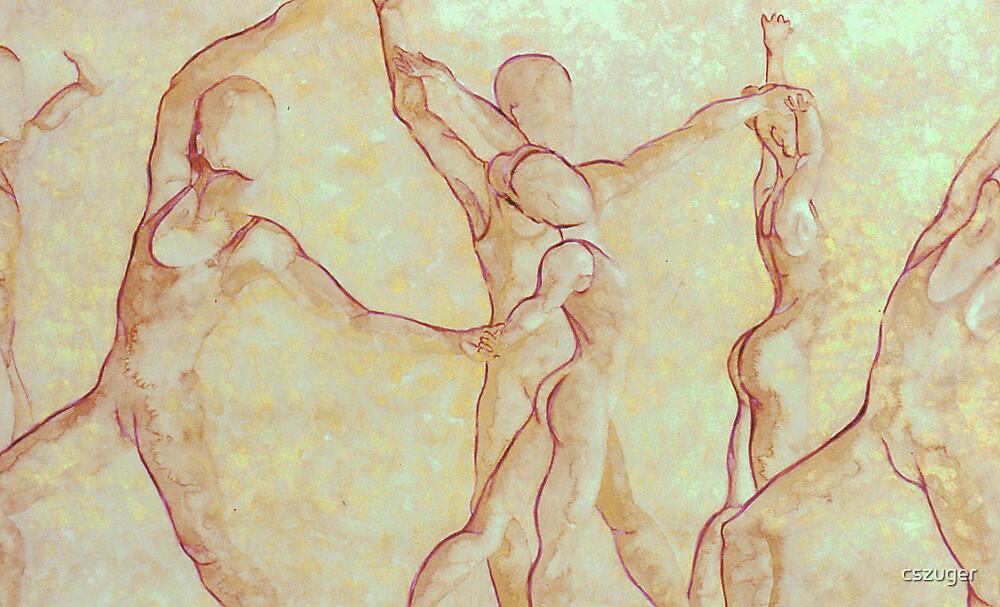 Dancers # 10 by cszuger