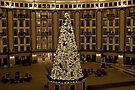 Christmas at West Baden by Sandy Keeton