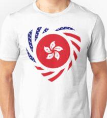 I Heart Hong Kong Patriot Flag Series Slim Fit T-Shirt