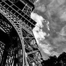 Eiffel Tower - Paris France by nightmage80