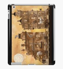 Zora Zendala's Mobile Menagerie iPad Case/Skin