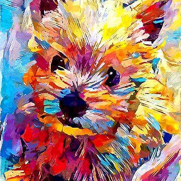West Highland White Terrier by ChrisButler