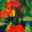 Poppies 3 by Susan Harley