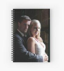 Wedding Portfolio Spiral Notebook