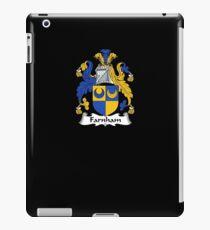 Farnham Coat of Arms - Family Crest Shirt iPad Case/Skin