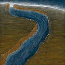 Outback River 02 by Julian Newman