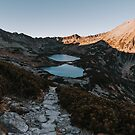Mountain Ponds - Landscape and Nature Photography by ewkaphoto