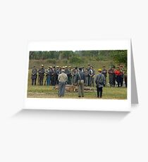 Muster co C Greeting Card