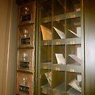 Museum Mail Box by WildestArt