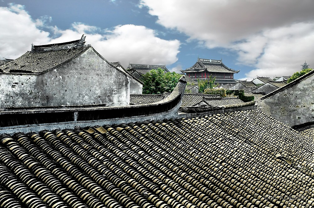 Above and Beyond - China 2006 by John  Kowalski