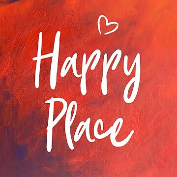 Happy Place by kazartgallery