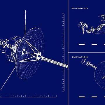 Voyager Blueprint by alphaville