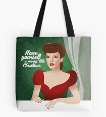 Have yourself a merry little Christmas Tote Bag
