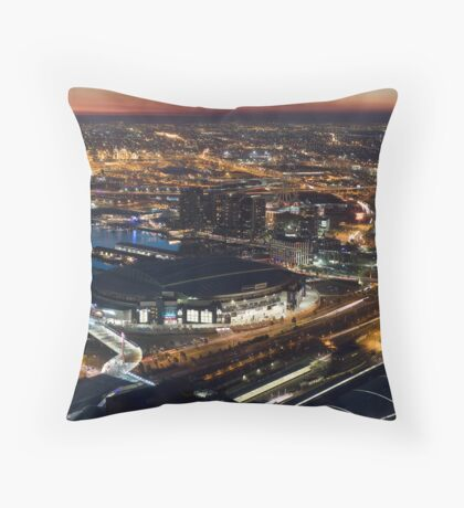 Looking for home Throw Pillow