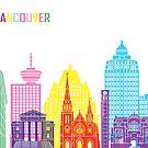 Vancouver V2 Skyline-Pop von paulrommer