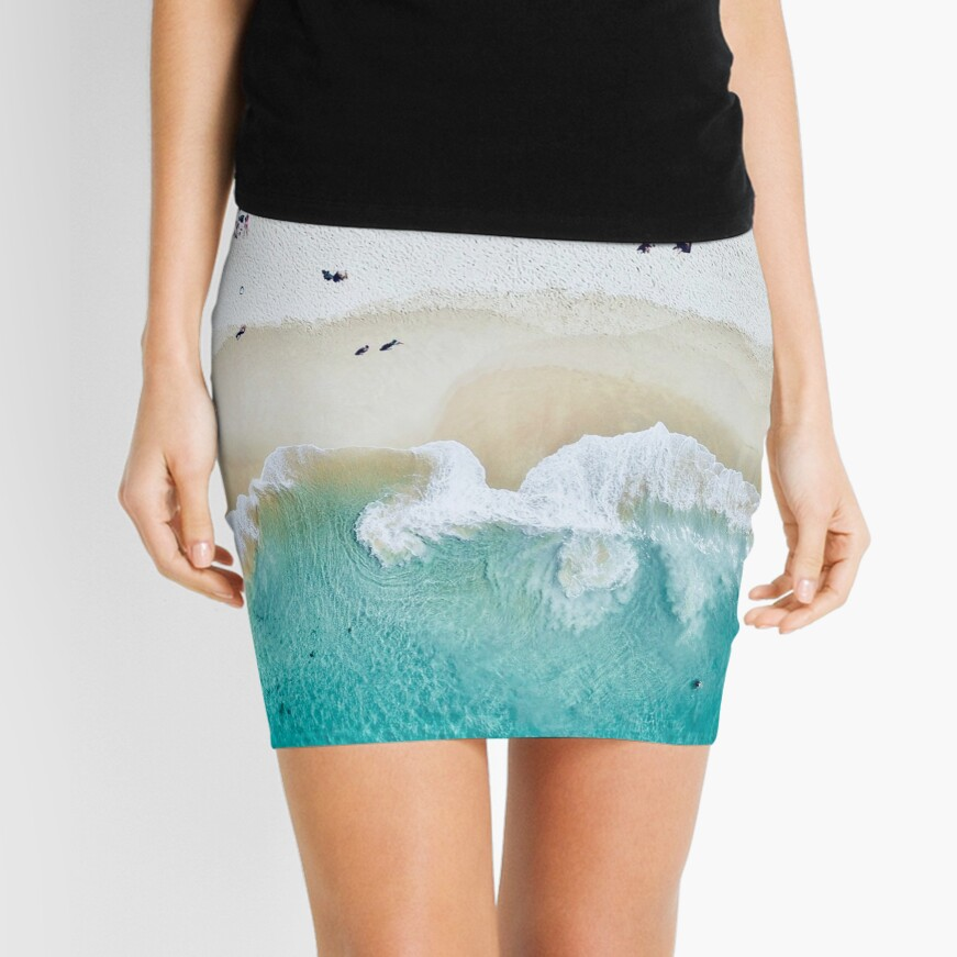 Summer Vibes  Mini Skirt