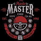 Kanto Master by Typhoonic