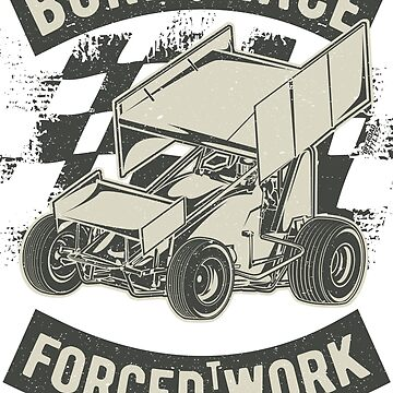 Sprint Car Born To Race by offroadstyles