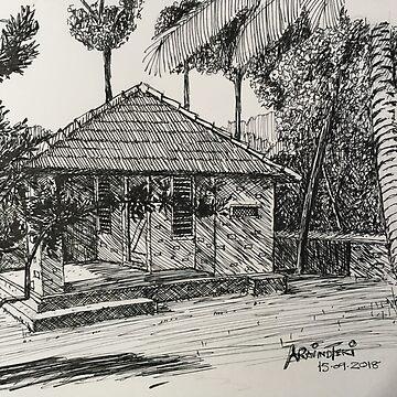 Cottage by AravindTeki