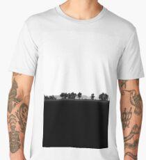 Landscape Minimal Men's Premium T-Shirt