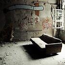 the smoking lounge by Fiona  Braendler