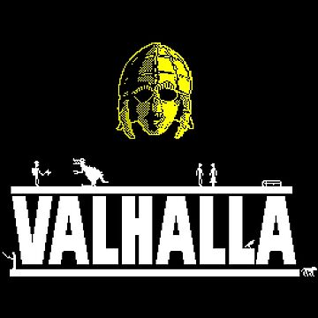 Gaming [ZX Spectrum] - Valhalla by ccorkin