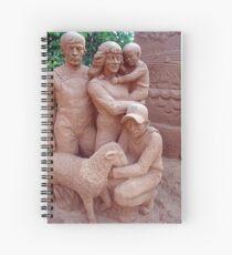 Sandland (2) Spiral Notebook