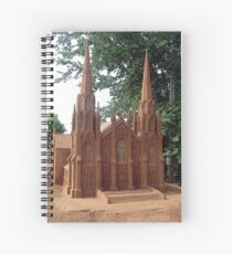Sandland (5) Spiral Notebook