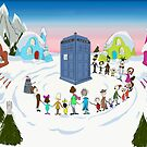 All the whos down in whoville by Yepitspat